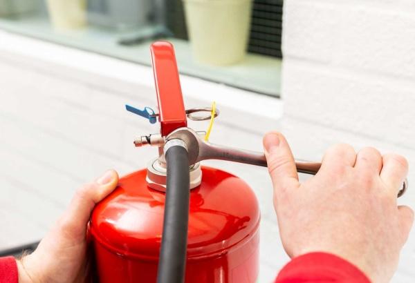 Onderhoudsmonteur brandbeveiliging