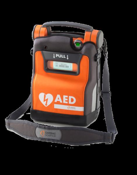 AED draagtas Powerheart®G5